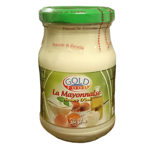 mayonaise gold food